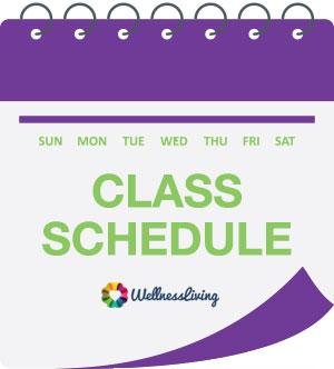 Yoga Classes Schedule